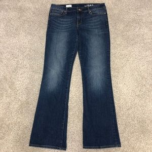 Gap 1969 Sexy Boot Jeans Sz 30 R